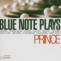 BOB BELDEN/HOLLY COLE/+ - BLUE NOTE PLAYS PRINCE CD JAZZ TRADITIONAL SWING NEUF