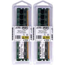 Atech 8GB Kit Lot 2x 4GB DIMM DDR3 Desktop 12800 1600MHz 1600 240pin Ram Memory