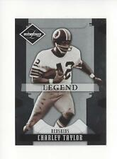 2008 Leaf Limited #115 Charley Taylor Redskins /499