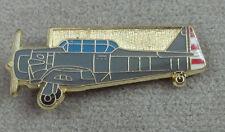 AT -6 Texan Trainer Aircraft Pin  / Clutchback