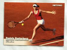 Tennis Intrepid Blitz Short Print Card number 96 Daniela Hantuchova