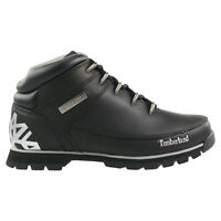 Timberland Euro Sprint Hiker Stiefel Winterschuhe Schuhe Herren Schwarz A17JR