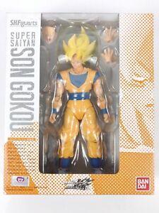 Bandai Tamashii Nations SH Figuarts Dragon Ball Z SUPER SAIYAN GOKU Figure