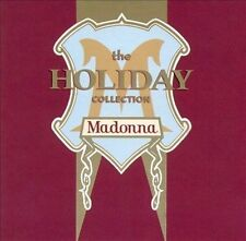 Audio CD: The Holiday Collection, Madonna. Good Cond. Single, EP, Import. 093624