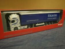 Herpa camiones MB actros 11 giga bulk-CONT-SZ Bruhn transportista 307796