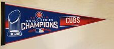 2016  Chicago Cubs MLB World Series Champions Baseball Team Pennant Rico