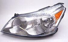 New OEM 09-2012 Chevy Traverse Driver Headlamp Headlight w/o Projector Beam