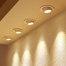 30W LED COB Ceiling Light Picture Spotlight Zoomable Recessed Lamp Bedroom Hotel