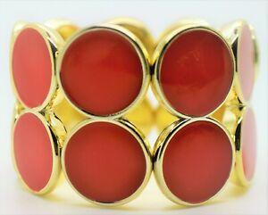 Lot of 1/5 double circle shape elastic boho style fashion jewelry bracelets lot