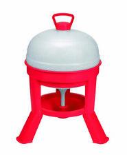 Little Giant DOMEWTR5 Plastic 5 Gallon Poultry Dome Waterer