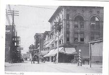 """*Postcard-""""Third Street, 1921""""   - *Baton Rouge, LA (A16-1)"""