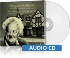 Hörspiel, Margaret Rutherford - 4er CD Set