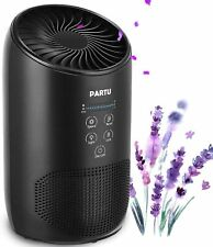PARTU HEPA Air Purifier - Smoke Air Purifiers for Home With Fragrance Sponge