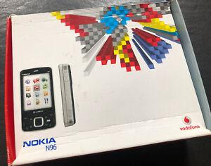 New Nokia N96 - 16GB - Black Unlocked Smartphone - UK Exclusive Collectors Item