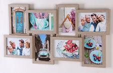 2x Euratio Feeling 12 Photos 13x18 Cm Blanc Cadre Multi Cadre Collage bon Paquet