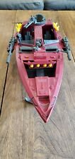 ARAH Vintage 1985 Gi Joe Cobra Moray Hydrofoil Hasbro Vehicle Near Complete