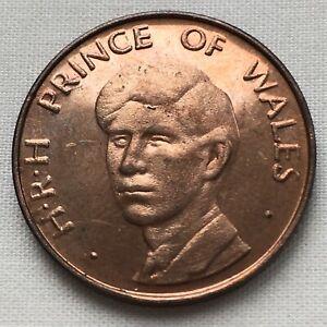 Prince Of Wales 1969 'Caernarvon Investiture' Coin/ Medallion (High Grade!)