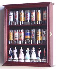 Tall Shot Glass Shooter Display Case Cabinet Rack Shotglass Holder Box