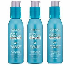 3L'Oreal Hair Care Expertise Everpure Repair and Defend Leave In