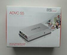 Canopus / Grass Valley ADVC-55 - Ultra Portable Analogue/Digital Video Converter