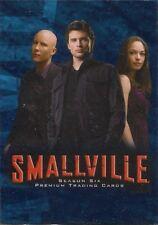 Inkworks Smallville Season 6 Complete 90 Card Base Set
