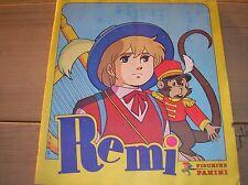 ALBUM REMI PANINI 1979 NON COMPLET AVEC 131 AUTOCOLLANTS ET COUPON CONCORSO