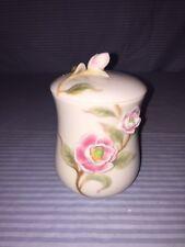New listing Franz Signed Magnolia Design Vanity Covered Box #Fz00528