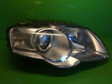 3C0941006AC VW PASSAT B6 05-09 DRIVER SIDE HEADLIGHT LAMP  VALEO UK-MODEL