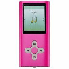 Btopllc 32GB Micro SD Card Mp3 lecteur mp4 Cable Ecran Music Video Rose /EBEU