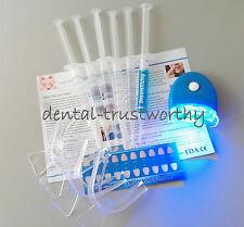 NEW Dental Teeth Whitening kit 44% Carbamide Peroxide Bleaching System Oral Gel