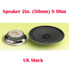 Miniature Speaker - 8 Ohm - 2 Inch (50mm)