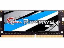 G.SKILL Ripjaws Series 8GB 260-Pin DDR4 SO-DIMM DDR4 2400 (PC4 19200) Extreme Pe