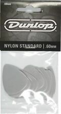 Jim Dunlop Nylon Standard Guitar Picks 12 Pack - .60mm