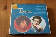 Puccini Tosca - Price/Domingo/Milnes Mehta 1994 RCA / Lyrica LRC 0105