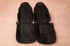Custom Made 1997-2004 C5 Corvette Real Leather Seat Covers for Base Seats