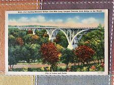 Fort Snelling-Mendota Bridge, Minneapolis, Minnesota