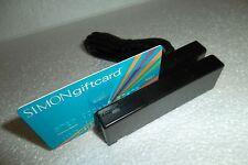 Magtek 21040110 Mini USB Magnetic Swipe Credit Card Reader Track 1/2 6ft 50 in/s