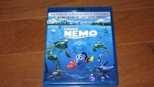 Finding Nemo 3D Blu-ray Dvd mint condition - no digital copy - fast ship