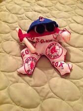 BOSTON RED SOX BEANIE FROG RIBBIT FAN CRAFT MLB MASCOT BASEBALL HOPPER