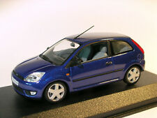 Ford Fiesta 3 Doors of 2002 to the / of 1/43 Set
