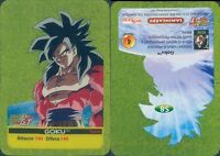 * CARD DRAGONBALL GT * GOKU * S 8 *