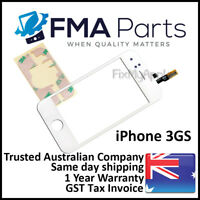 iPhone 3GS White Front Touch Screen Glass Digitizer Panel New Repair Replacement