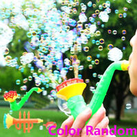 1Pc New Outdoor Water Blowing Toys Bubble Soap Bubble Blower Kids Child Toys--