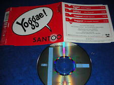 CD SANTOO YOGGAE ! gipfeli 1994 SAN PRODUCTION dottikon