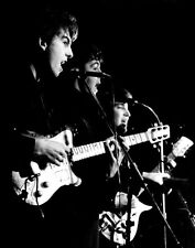 "The Beatles at the Top Ten Club,1960 Print Photo 8.5 x 11"""
