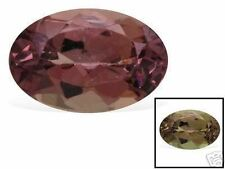 Beautiful 1.25 Ct. Oval  Color Change Garnet