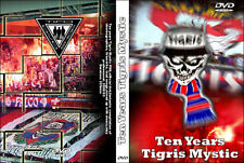 DVD 10 ANS TIGRIS MYSTIC PSG 1993-2003 (TM93,paris,ultras,parisien,ultra,tm)