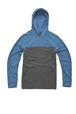 Langarm-shirt Männchen Alpinestars Median Blau tg. M 100% baumwolle