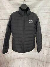 Columbia Women's Puffer Jacket - W&L Equestrian - Black Full Zip Size L