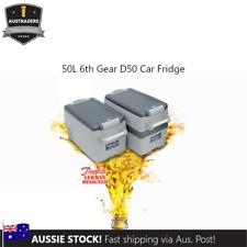 50L D51 Car Fridge Freezer  12v 24v Portable 6th Gear